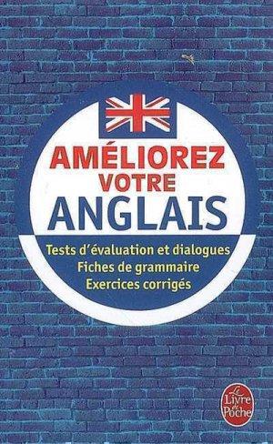 Améliorez votre anglais - le livre de poche - lgf librairie generale francaise - 9782253085652 -