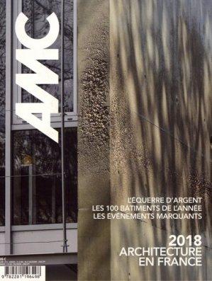 AMC N° 274, décembre 2018 - janvier 2019 : Les 100 bâtiments de l'année 2018 - groupe moniteur - 9782281196498 -