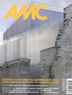 AMC N° 280, septembre 2019 : Des lieux de culte ancrés dans la ville - groupe moniteur - 9782281196566 -