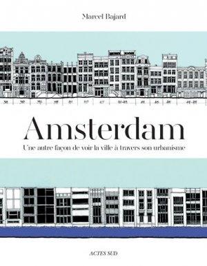 Amsterdam - actes sud - 9782330080204 -