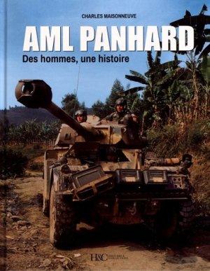 AML Panhard. Des hommes, une histoire - Histoire et Collections - 9782352505143 -