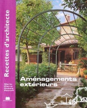 Aménagements extérieurs - massin - 9782707204509