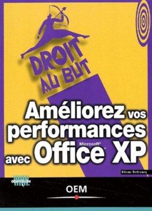 Améliorez vos performances avec Office XP - osman eyrolles multimedia - 9782746403635 -
