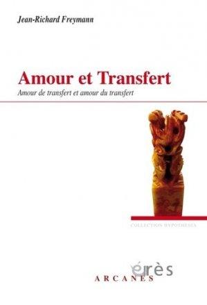 Amour et transfert - erès - 9782749266244 -