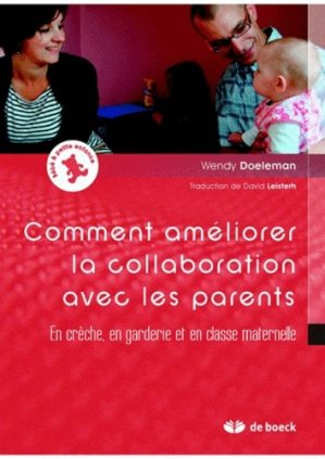Améliorer la collaboration avec les parents - de boeck superieur - 9782804166342