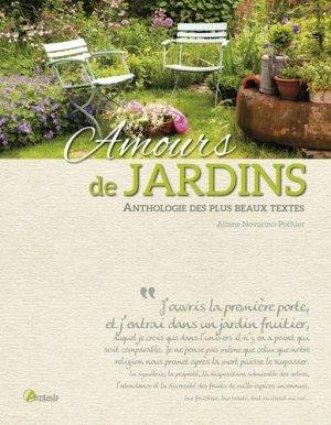 Amours de jardins - artemis - 9782816007947 -