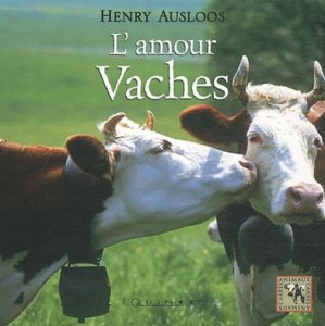 Amour Vaches - equinoxe - 9782841357444