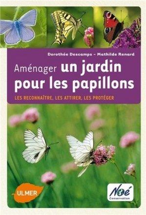 Aménager un jardin pour les papillons - ulmer - 9782841384372 -