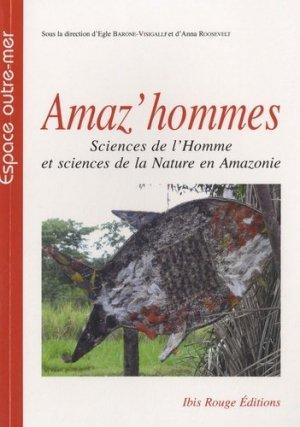 Amaz'hommes - ibis rouge - 9782844503725 -