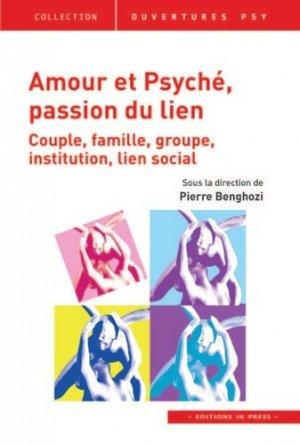 Amour et psyché - In Press - 9782848355993 -