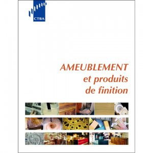 Ameublement et produits de finition - fcba - 9782856840634 -