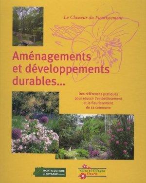 Aménagements et développements durables... - Horticulture et paysage - 9782951762251 - https://fr.calameo.com/read/004967773f12fa0943f6d