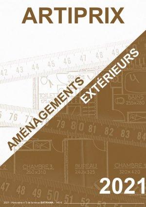 Aménagements extérieurs 2021 - batirama - 9782956619253 -