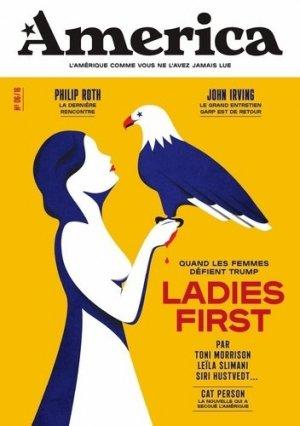 AMERICA 06/16 : Ladies First - america - 9791097365110 -