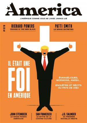 AMERICA N° 07/16 : Il était une foi en Amérique - america - 9791097365141