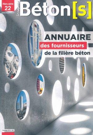 Annuaire des fournisseurs de la filière béton - avenir construction - 2225613788871 -
