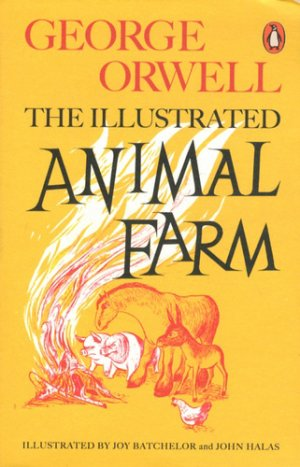 The illustrated Animal Farm - penguin - 9780241196687 -