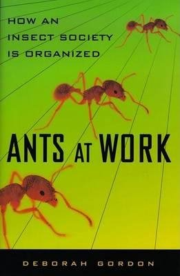 Ants at work - simon and schuster - 9780684857336 -