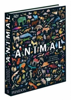 Animal - phaidon - 9780714877891 -