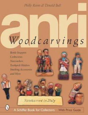 Anri Woodcarving - schiffer publishing - 9780764314216 -