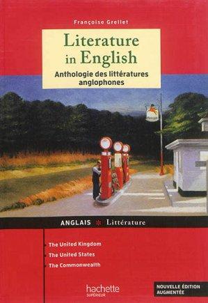 Literature in english - hachette - 9782012709119 -
