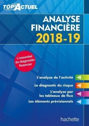Analyse financière - Hachette Education - 9782017014881 -