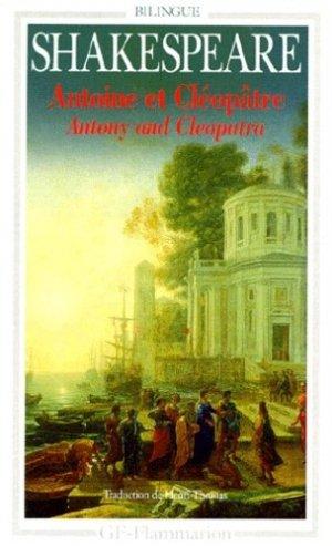 Antoine et Cléopâtre - Flammarion - 9782080708953 -