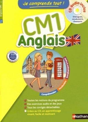 Anglais CM1 - Nathan - 9782091893167 -