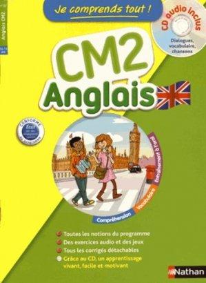 Anglais CM2 - Nathan - 9782091893174 -