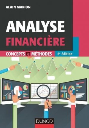 Analyse financière - Dunod - 9782100737925 -