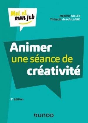 Animer une séance de créativité - Dunod - 9782100791231 -