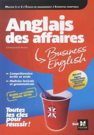 Anglais des affaires - Foucher - 9782216149728 -