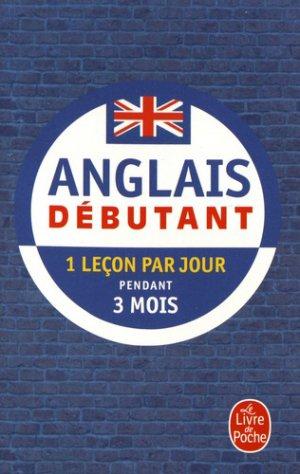 Anglais Débutant - le livre de poche - 9782253184546 -