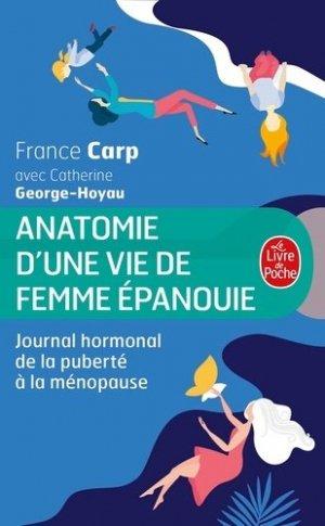 Anatomie d'une vie de femme épanouie - le livre de poche - lgf librairie generale francaise - 9782253238096 -