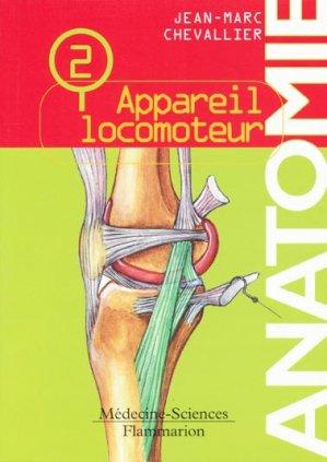 Anatomie 2 Appareil locomoteur - lavoisier msp - 9782257101280 -