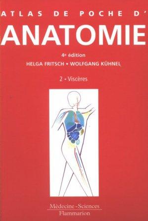 Anatomie 2 Les viscères - lavoisier msp - 9782257142528 -