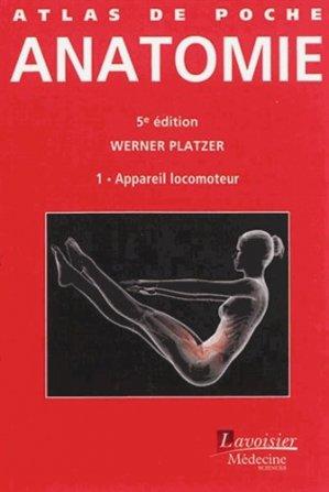 Anatomie 1 Appareil locomoteur - lavoisier msp - 9782257205926 -