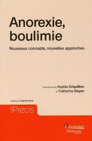 Anorexie, boulimie - lavoisier msp - 9782257206442 -