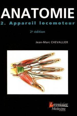 Anatomie 2 Appareil locomoteur-lavoisier msp-9782257206893