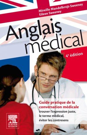 Anglais médical - elsevier / masson - 9782294709777 -