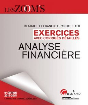 Analyse financière 2014-2015 - gualino - 9782297040457 -