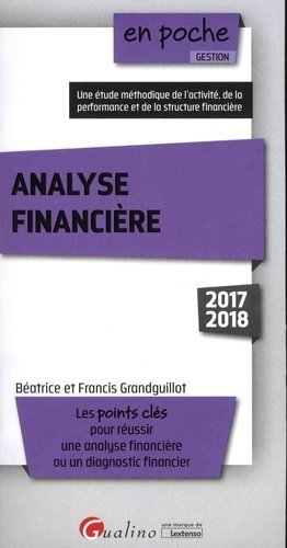 Analyse financière - gualino - 9782297055116 -