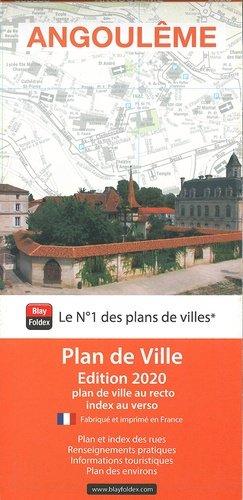Angoulême - Blay-Foldex - 9782309505356 -