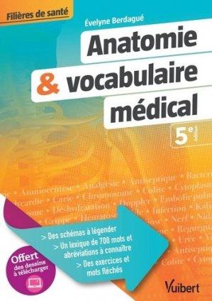 Anatomie et vocabulaire - estem - 9782311660296 -