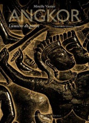 Angkor - actes sud / imprimerie nationale - 9782330000882 -
