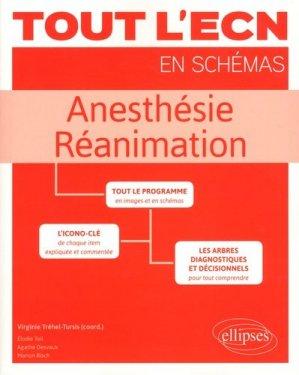 Anesthésie, réanimation - ellipses - 9782340018358 -