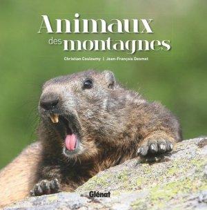 Animaux des montagnes - glenat - 9782344014400 -