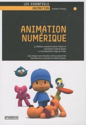 Animation numérique - pyramyd - 9782350171685 -