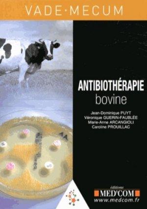 Antibiothérapie bovine - med'com - 9782354031091 - https://fr.calameo.com/read/005370624e5ffd8627086