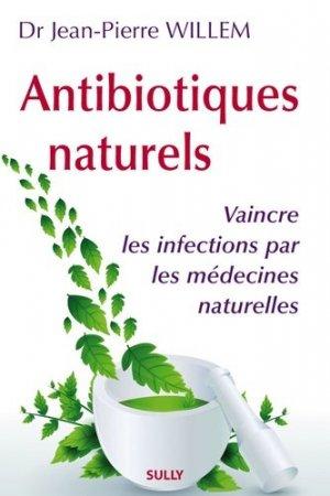 Antibiotiques naturels - sully - 9782354322069 -